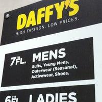 Photo taken at Daffy's by brandon on 5/12/2012
