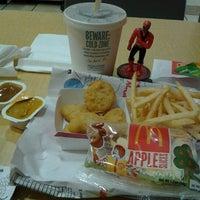 Photo taken at McDonald's by Sarah C. on 9/15/2011