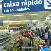 Photo taken at Hiper Bompreço by Adriano M. on 7/18/2012
