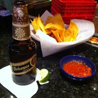 Photo taken at On The Border Mexican Grill & Cantina by Calvin B. on 10/4/2011