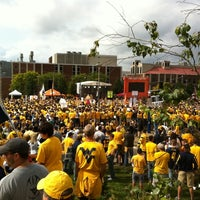 Photo taken at WVU Mountainlair by Steven S. on 9/24/2011