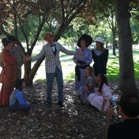 Photo taken at Kit Carson Park by Jen M. on 7/11/2012