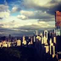 Photo taken at Mandarin Oriental, Boston by J. B. on 9/10/2012