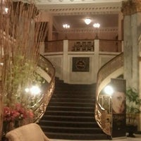 Photo taken at The Seelbach Hilton Louisville by Andrea S. on 11/15/2011