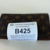 Photo taken at Johnson County Motor Vehicle Office by Ms-DiDi M. on 2/24/2012