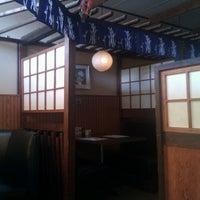 Photo taken at Edo Japanese Restaurant by Mia M. on 12/2/2011