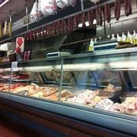 Photo taken at Esposito's Pork Shop by Raquel R. on 1/19/2012