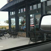 Photo taken at Jimmy John's by Ronnie B. on 10/10/2011