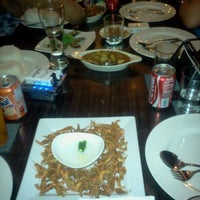 Photo taken at Restorante La Capre by Lanz A. on 2/8/2012