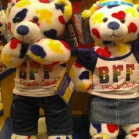 Photo taken at Build-A-Bear Workshop by Anna F. on 2/19/2012