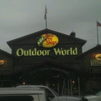 Photo taken at Bass Pro Shops by Amanda D. on 11/9/2011