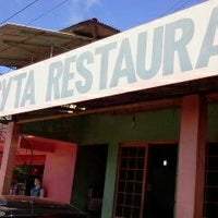 Das Foto wurde bei Cyta Restaurante von Michelle S. am 6/7/2012 aufgenommen