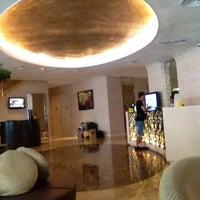 Photo taken at Hotel Jen by Falaaz I. on 8/23/2012