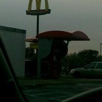 Photo taken at McDonald's by Ingrid H. on 10/30/2011