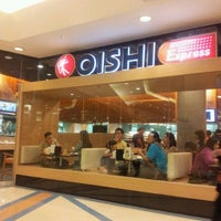 Photo taken at Oishi Buffet by JeeJee B. on 1/21/2012