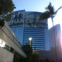 Photo taken at San Diego Marriott Convention Center Skywalk by Dylan C. on 7/17/2012