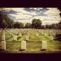Photo taken at Fort Logan National Cemetery by Wil L. on 6/1/2012