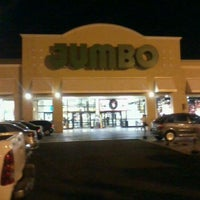 Photo taken at Jumbo by Sebastian R. on 1/8/2012