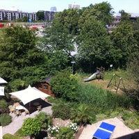 Photo taken at Novotel Maastricht by Ann V. on 6/2/2011
