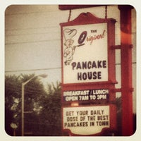 Photo taken at The Original Pancake House by Natalie H. on 8/17/2012