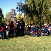Photo taken at Todos Santos Plaza by Linda N. on 8/24/2012