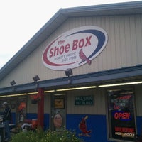 Photo taken at The Shoe Box by VazDrae L. on 9/18/2011
