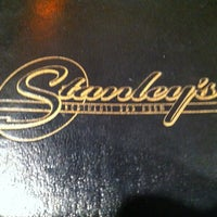Photo taken at Stanley's Northeast Bar Room by Dan F. on 4/10/2012