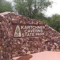 Photo taken at Kartchner Caverns State Park by Tyler R. on 7/17/2012