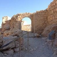 Photo taken at Masada by sunshinecity on 8/19/2012