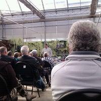 Photo taken at Art Knapp's Plantland & Florist by Andrew K. on 3/31/2012