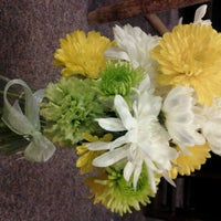 Photo taken at The Family Flower Shoppe by Sara S. on 2/18/2012