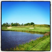 Photo taken at Montauk Downs State Park Golf Course by Viral P. on 6/17/2012