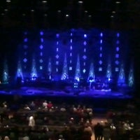 Photo taken at Bell Auditorium by Brittany A. on 12/11/2011