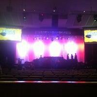 Photo taken at Spillman Auditorium by Graham E. on 8/5/2011