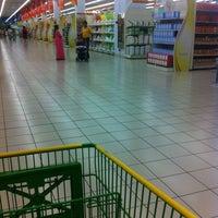 Photo taken at Lulu Hypermarket by Aida W on 3/14/2012