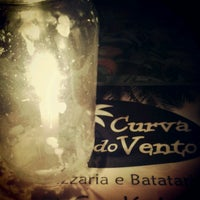Photo taken at Curva do Vento by Cissa C. on 8/20/2012