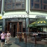 Photo taken at McDonald's by Anton E. on 6/17/2011