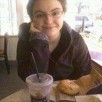 Photo taken at Donut Delight by cheryl v. on 4/6/2012