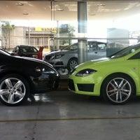 Photo taken at Seat Economotors by Sergio C. on 3/30/2012