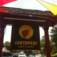 Photo taken at Cowtippers by Emily B. on 6/20/2012