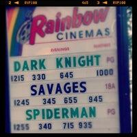 Photo taken at Rainbow Cinemas Market Square by Nest M. on 7/26/2012