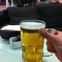 Photo taken at On Time Lounge & Cafe Bar by Juan ignacio T. on 8/21/2012