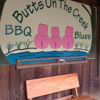 Photo taken at Butts On The Creek by Deborah H. on 8/17/2012