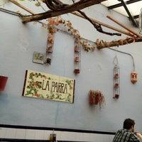 Photo taken at Taverna La Parra by Nobuyuki H. on 2/25/2012