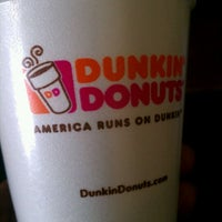 Photo taken at Dunkin' Donuts by Chelsii R. on 3/7/2012