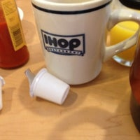 Photo taken at IHOP by Uriel G. on 7/22/2012