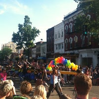 Photo taken at Capital Pride 2012 by MA F. on 6/9/2012