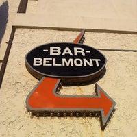 Photo taken at Bar Belmont by Tait L. on 2/21/2012
