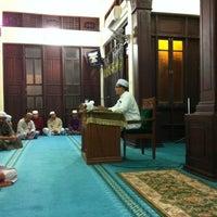 Photo taken at Surau Al-Iman by Nor Shamsul K. on 6/29/2012