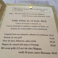 Photo taken at Café Cherrier by Alexandre E. on 8/13/2012